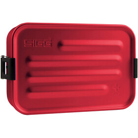 Sigg Plus Metal Box S red